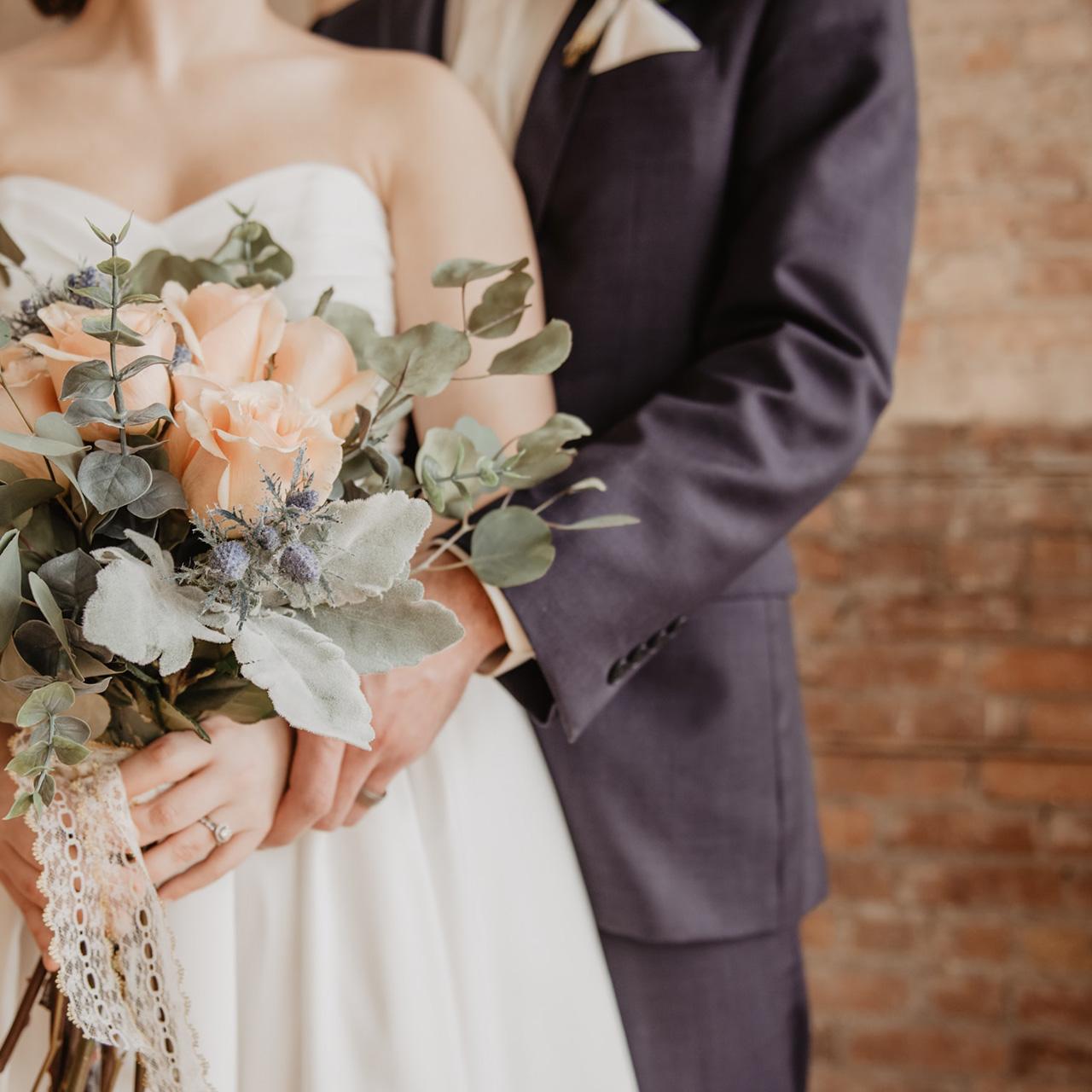 Home-bruiloft